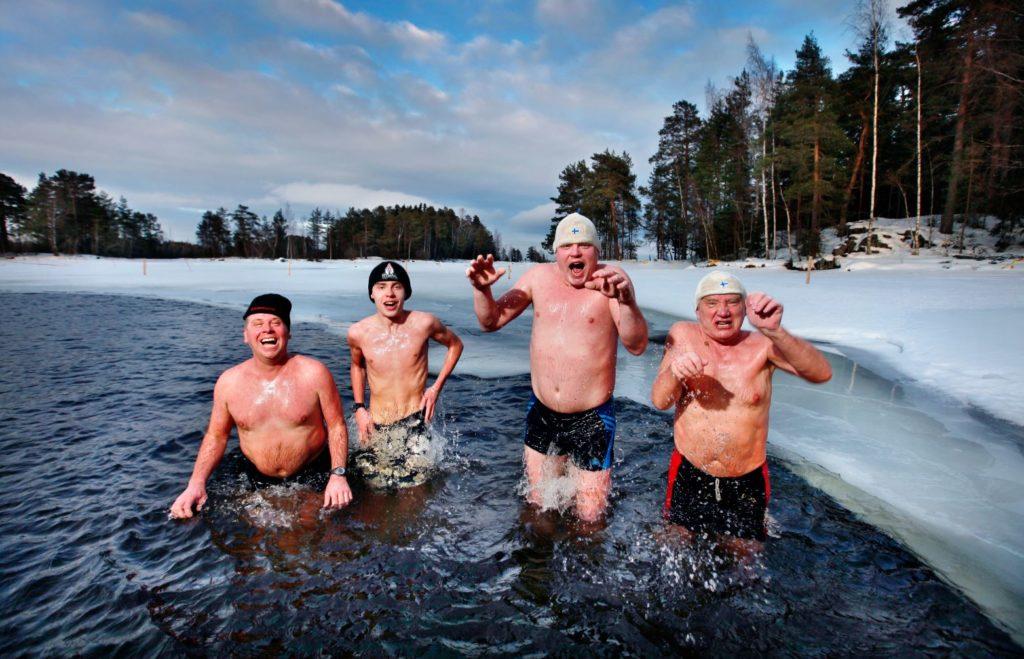 Как париться в русской бане