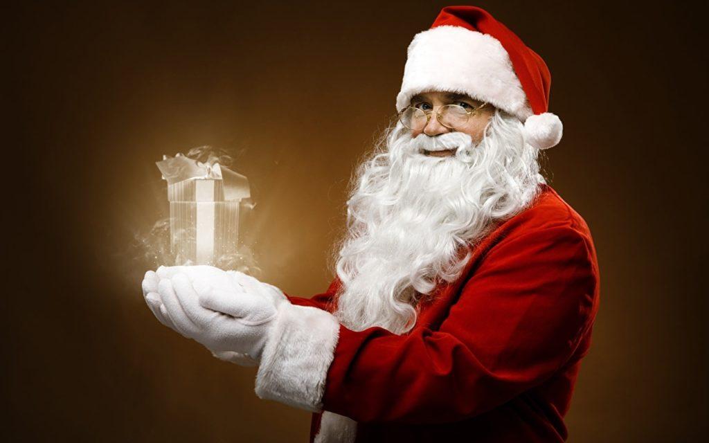 Дед Мороз и его легенда