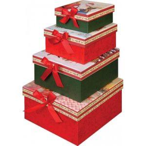 Упаковка подарка в подарочную бумагу