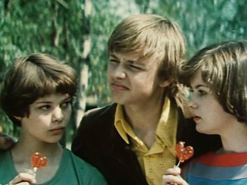 Фильмы о подростковой любви