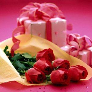 Поздравление девушки с днем рождения