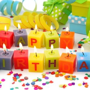 Поздравление сына в день рождения