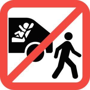 Оставление ребенка без присмотра в машине