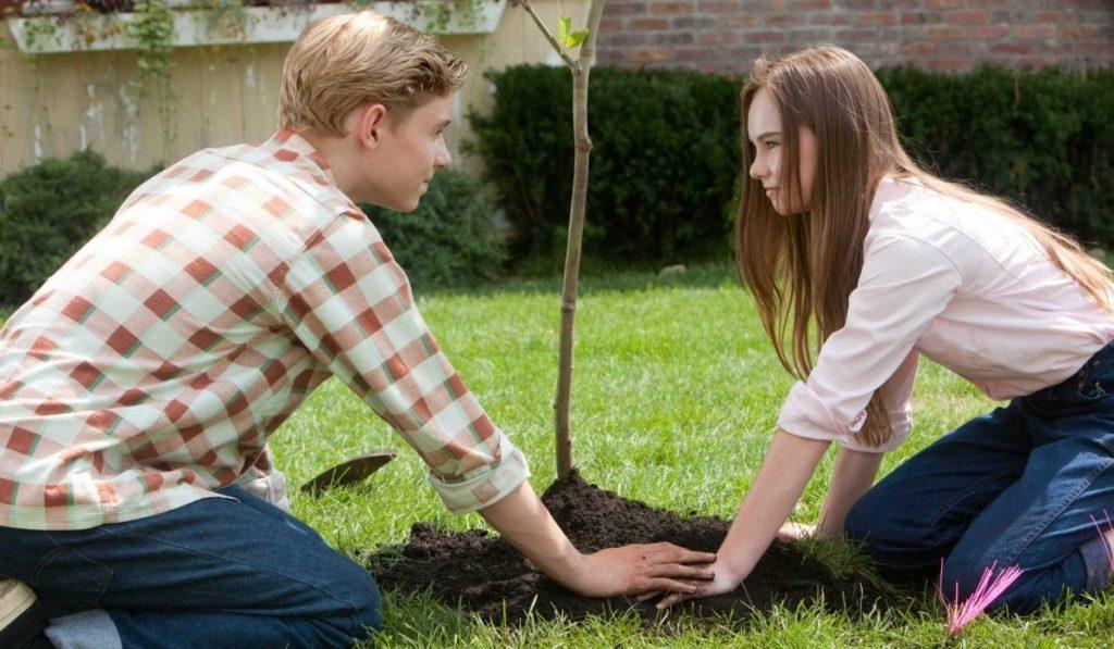 Любовь подростков в фильмах