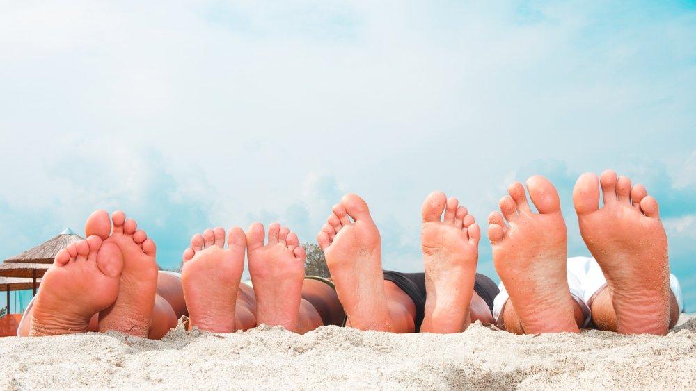 Сколько лечится грибок на ногах