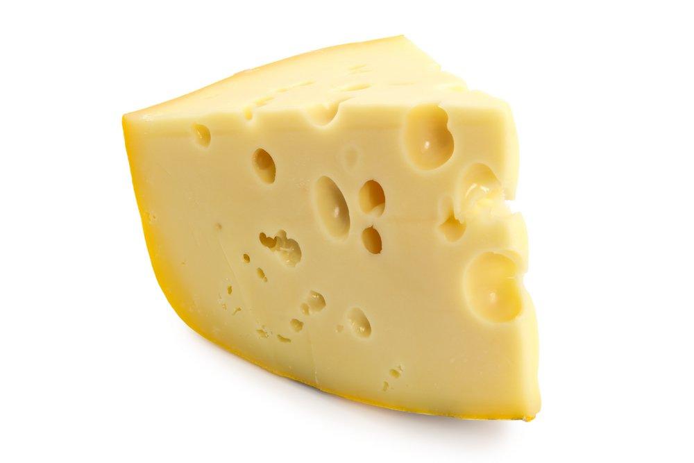 Горбуша с сыром