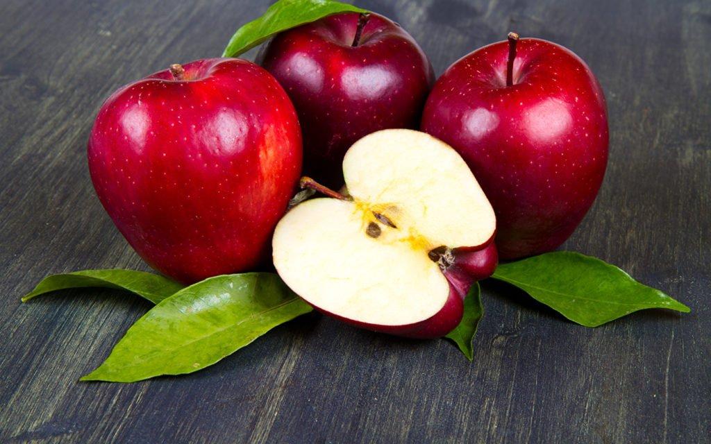 Особенности яблок