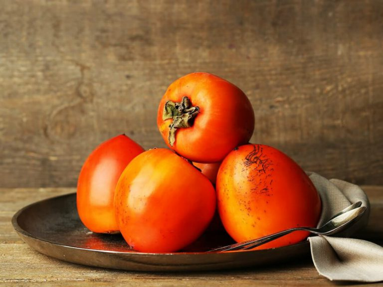 Persimmon at home