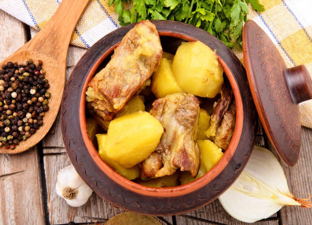 Рецепты мяса в духовке