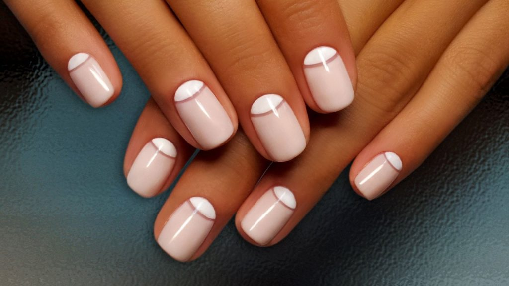 Types of manicure