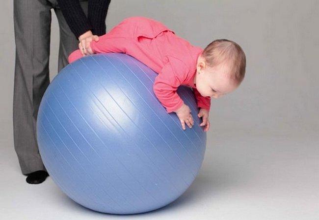 Упражнения для малышей