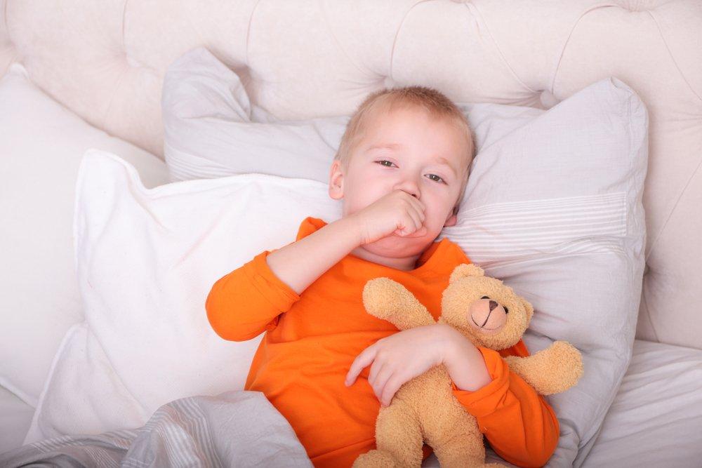 Гомеопатия и детский кашель