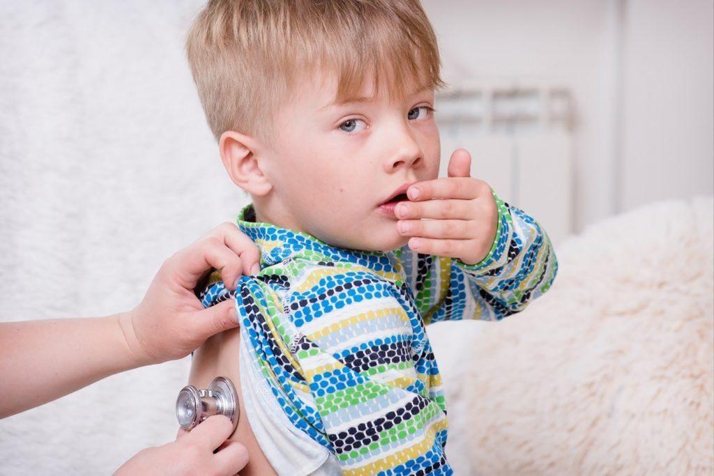 Что такое обструктивный бронхит у детей?