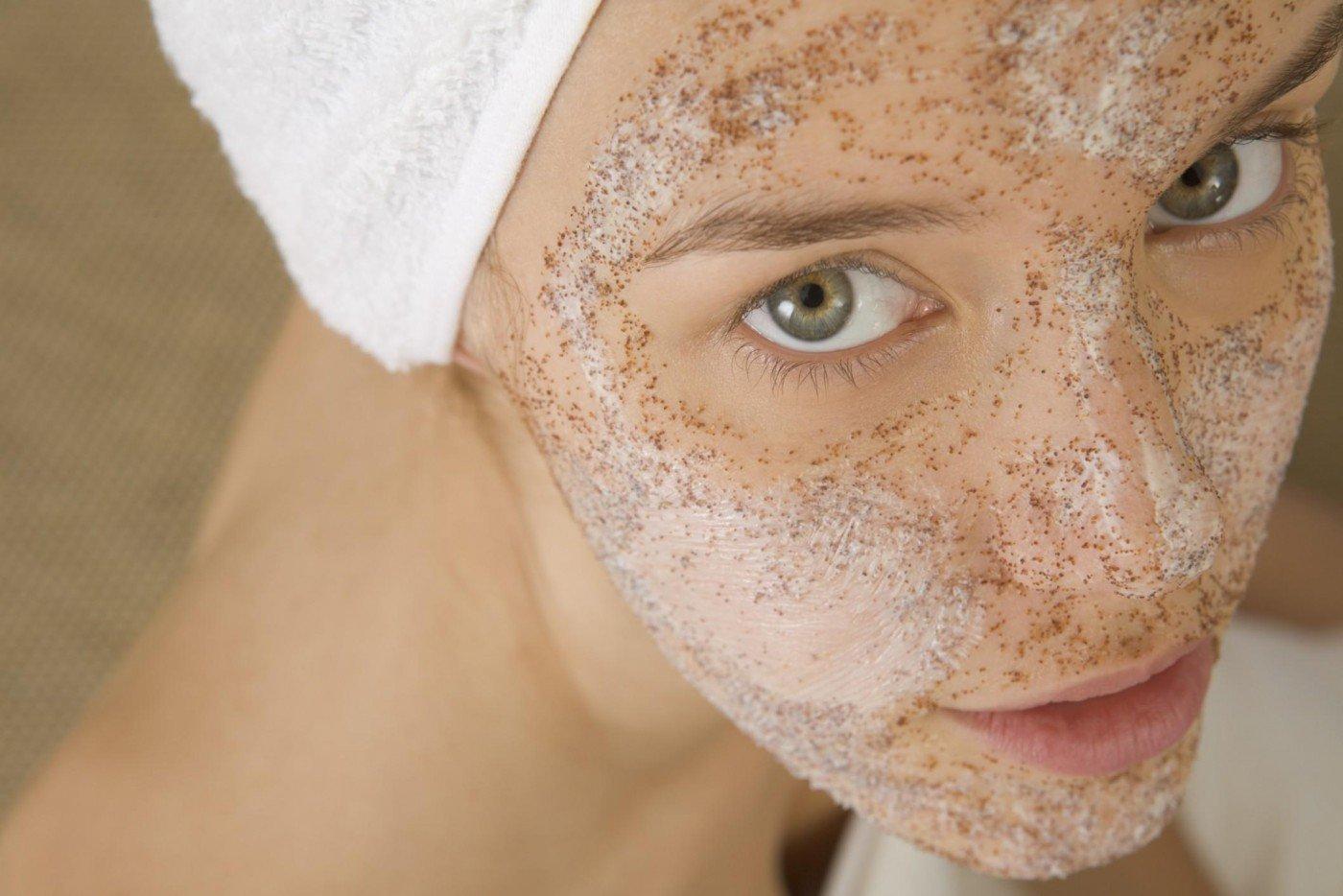 Скраб для проблемной кожи в домашних условиях