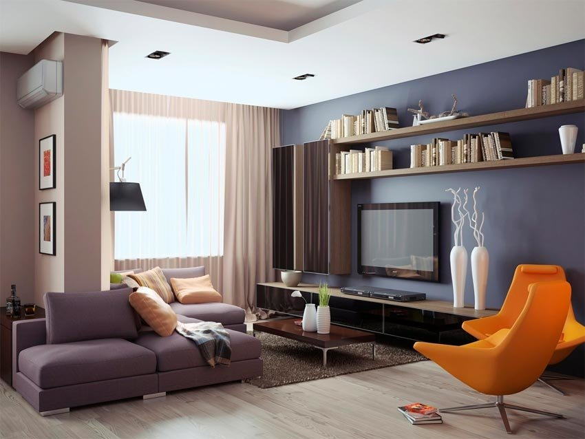 Основные рекомендации по оформлению гостиной