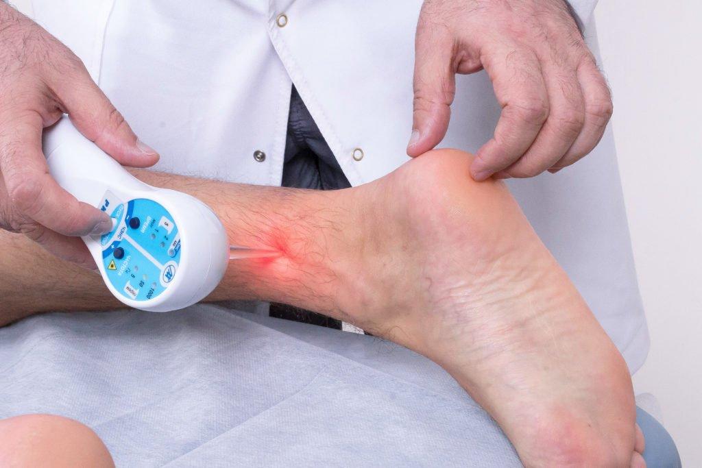 Физиотерапия при артрите