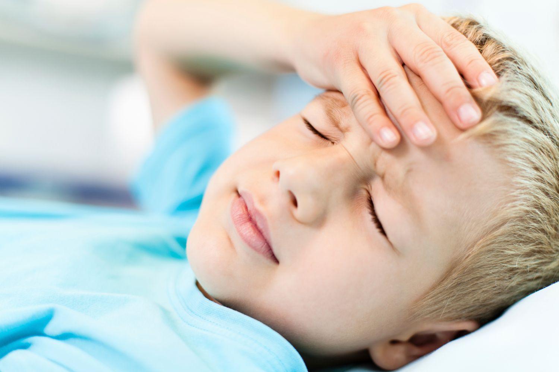 Сотрясение головного мозга у ребенка