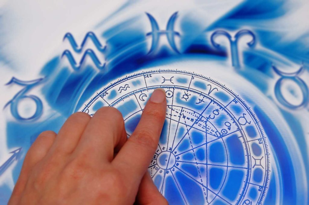 Обращение к астрологу