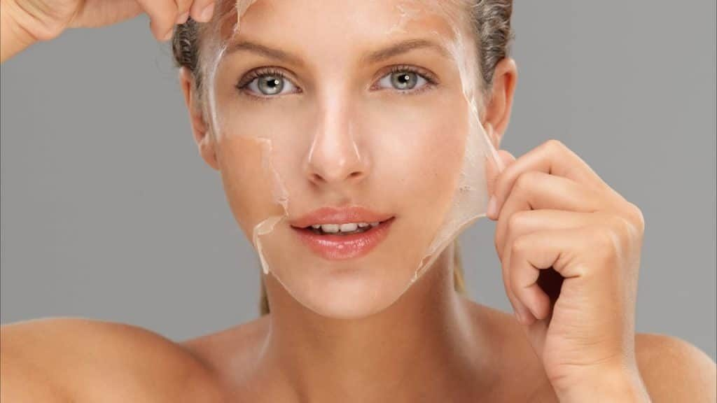 Косметические препараты для осветления кожи