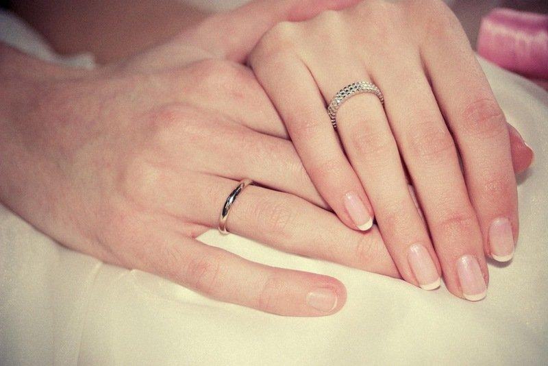 Чем размер пальца отличается от размера кольца?