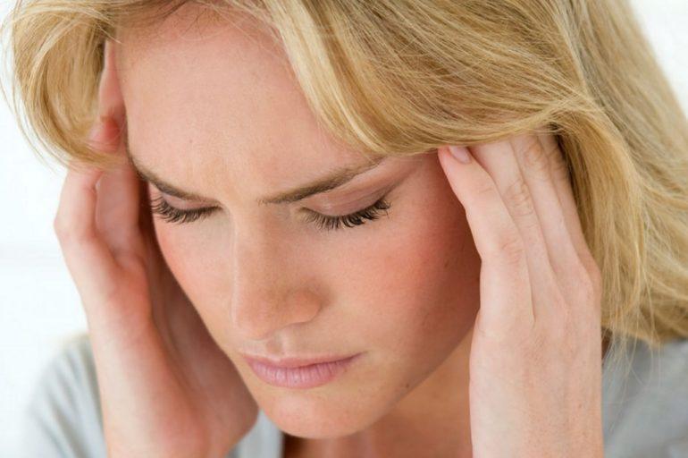 Симптомы при мигрени