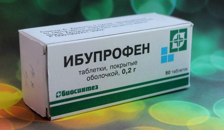 Группы таблеток от мигрени