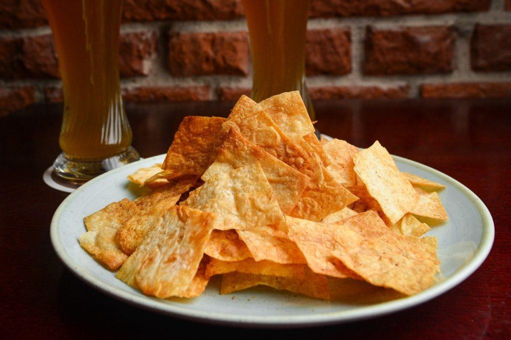 Рецепты чипс