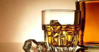 Употребление виски