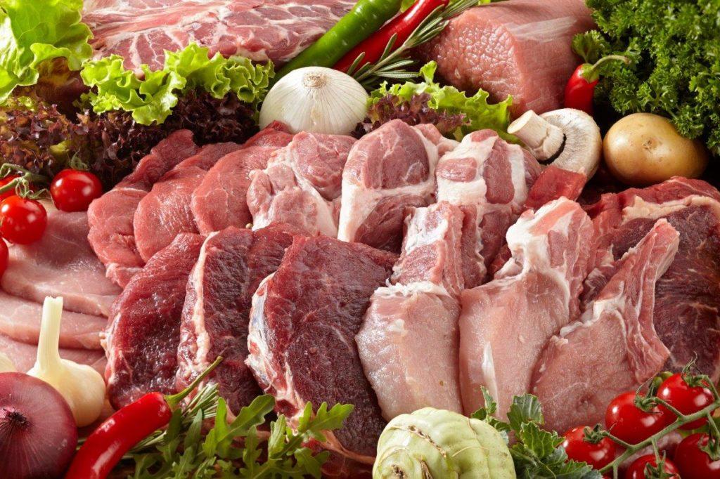 Цинк в мясных продуктах
