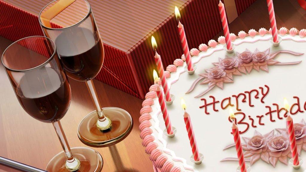 День рождения мужа