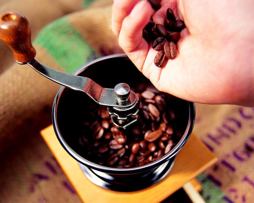 Особенности кофейного помола