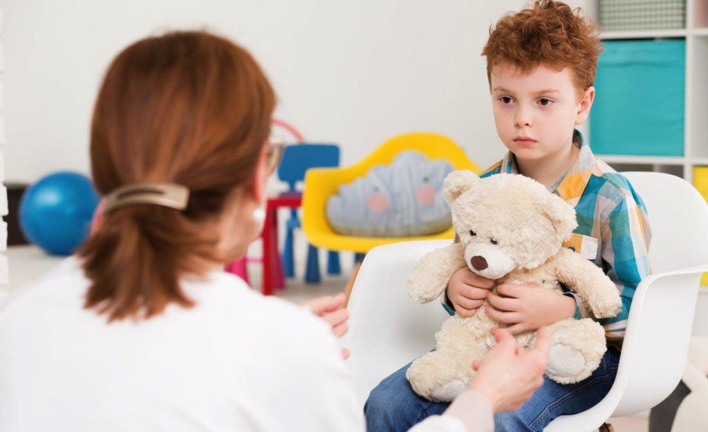 Диагностика детского аутизма