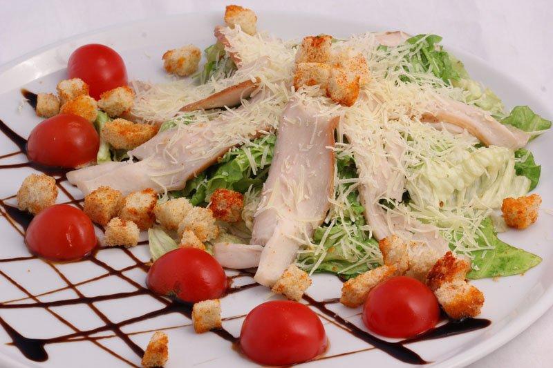 Другие рецепты Цезаря с курицей
