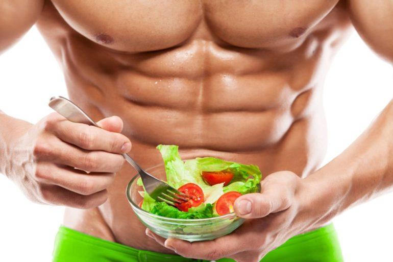 Особенности питания при тренировке