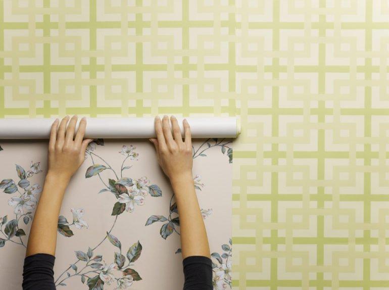 Подготовка к оклеиванию стен
