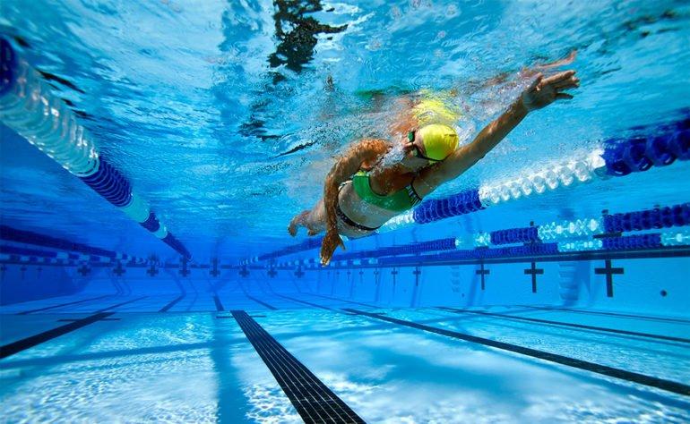 Плаванию все возрасты покорны