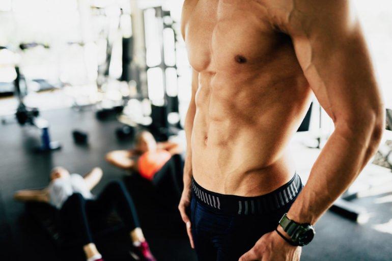 Упражнения для косых мышц