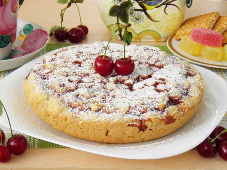 Рецепт бисквита