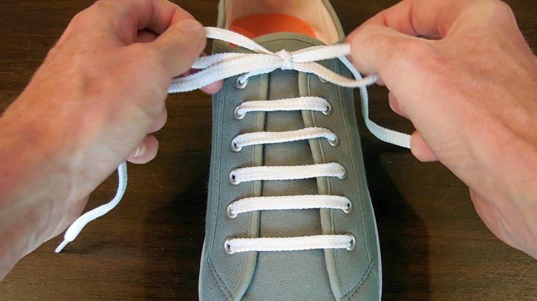 Основные виды шнуровки