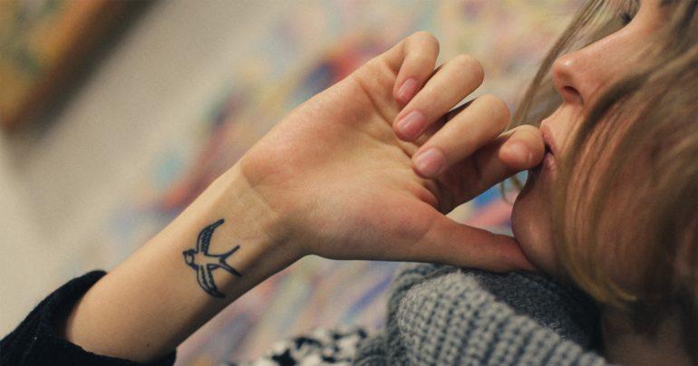 Татуировка - индивидуальность