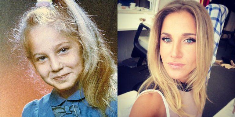 Детство и юность Юлии Ковальчук