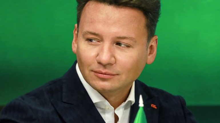 Телевизионная карьера Олешко
