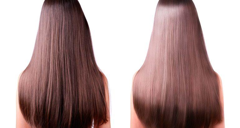 Механизм воздействия на структуру волос