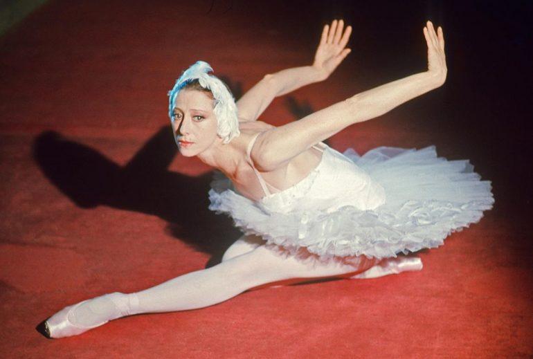 Фильмы с участием балерины