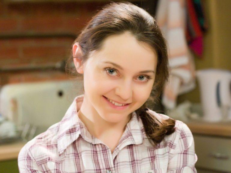 Детство и юность Валентины Рубцовой
