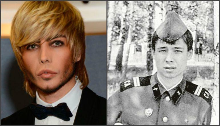 Детство и юность Сергея Зверева