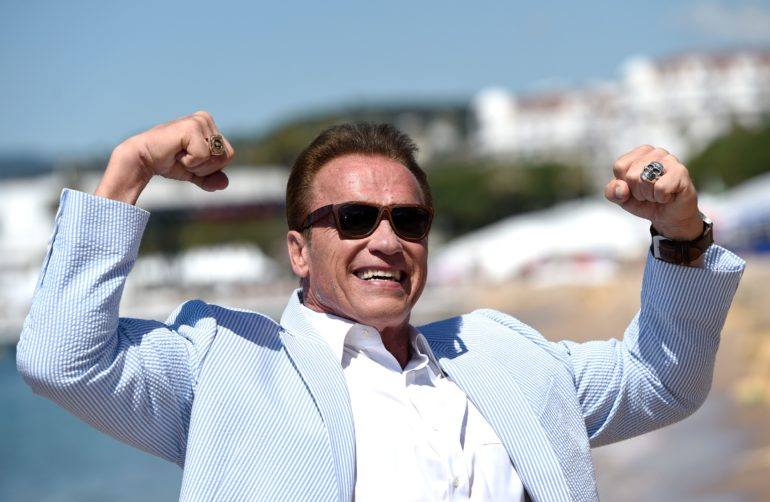 Arnold Schwarzenegger: the inflexible Terminator in the past and present