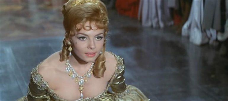 Анжелика – главная роль в жизни актрисы