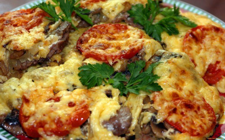 Вкусные рецепты мяса