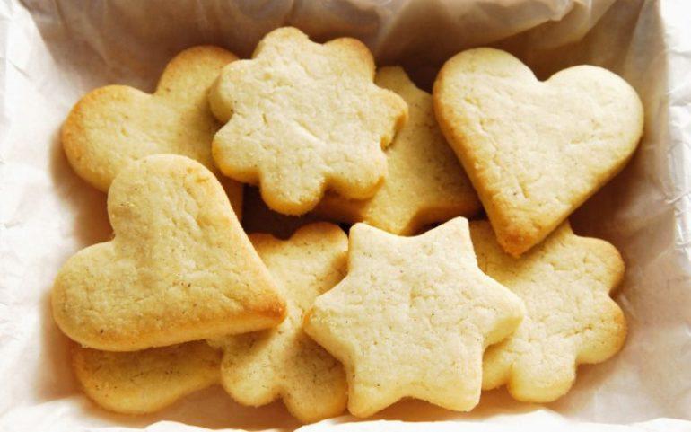 Печенье на сметане – быстрый и вкусный десерт